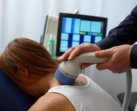 Othopädische Behandlung Hals- und Schulterbereich