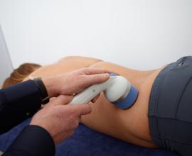 Orthopädische Behandlung des Rückenbereichs
