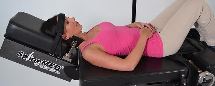 SpineMED® decompression system